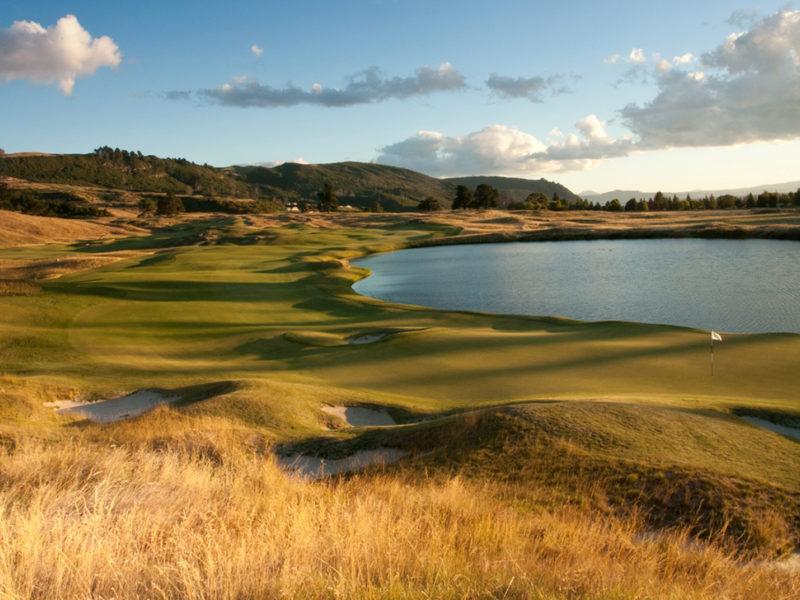 Luxury Vacation & Golf Tours — Best of NZ Golf